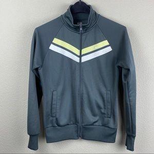 Nike medium full zip track jacket